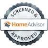 HomeAdvisor Screen and Approved